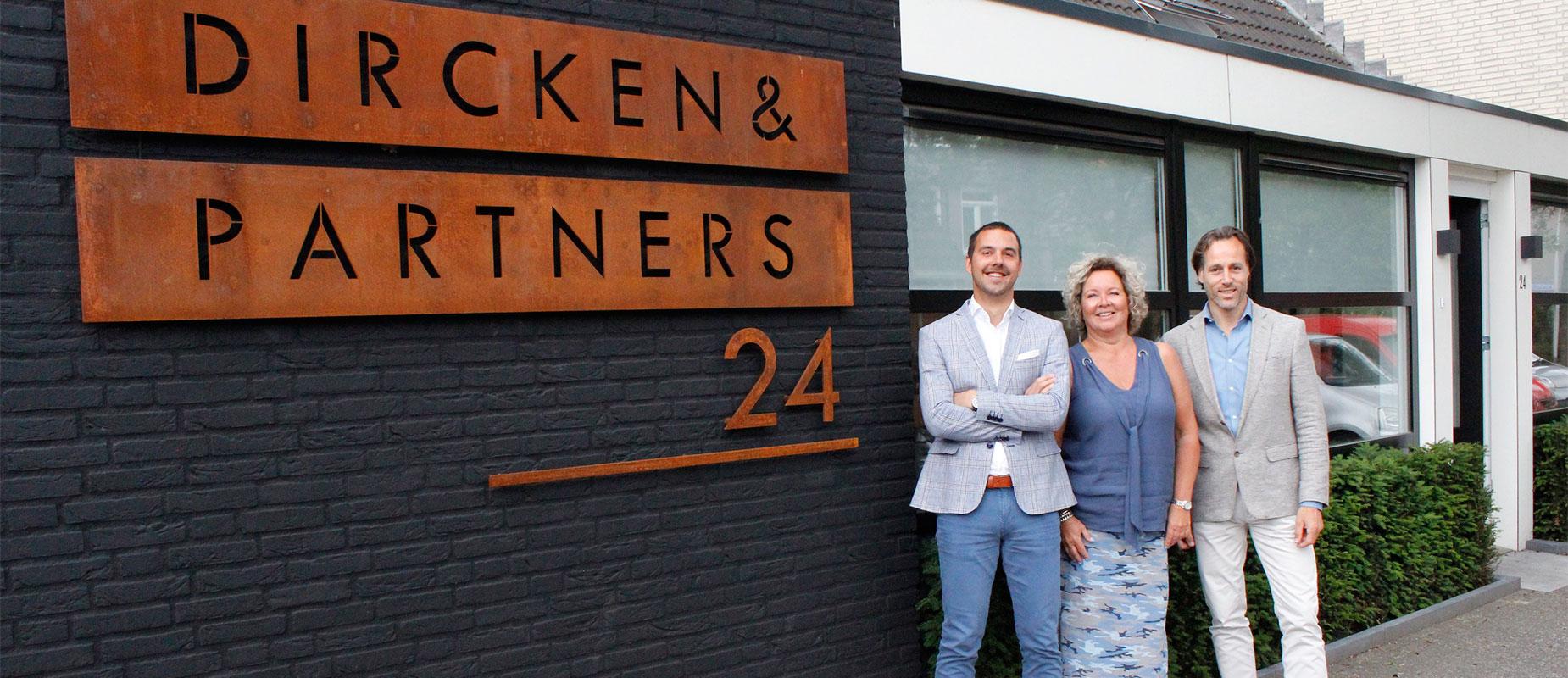 """""""Dankzij de inspanningen van de Waerdse hebben wij meer tijd voor onze klanten."""" - Dircken & Partners in Goirle"""